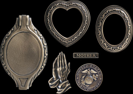 Dugas Vaults and Monuments - PSM Ceramic Pictures for Headstones and ...